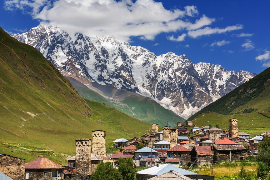 The potential of mountain tourism: focus of UNWTO Conference in  Georgia