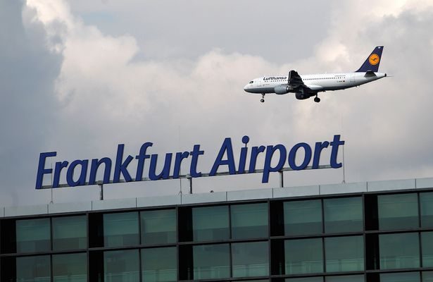 Frankfurt Airport achieves positive performance in first quarter 2017