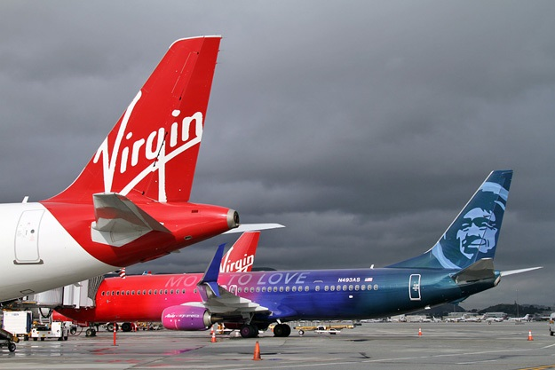 Alaska Airlines and Virgin America announce new Dallas Love Field flying to Seattle, San Diego, San Jose and Portland