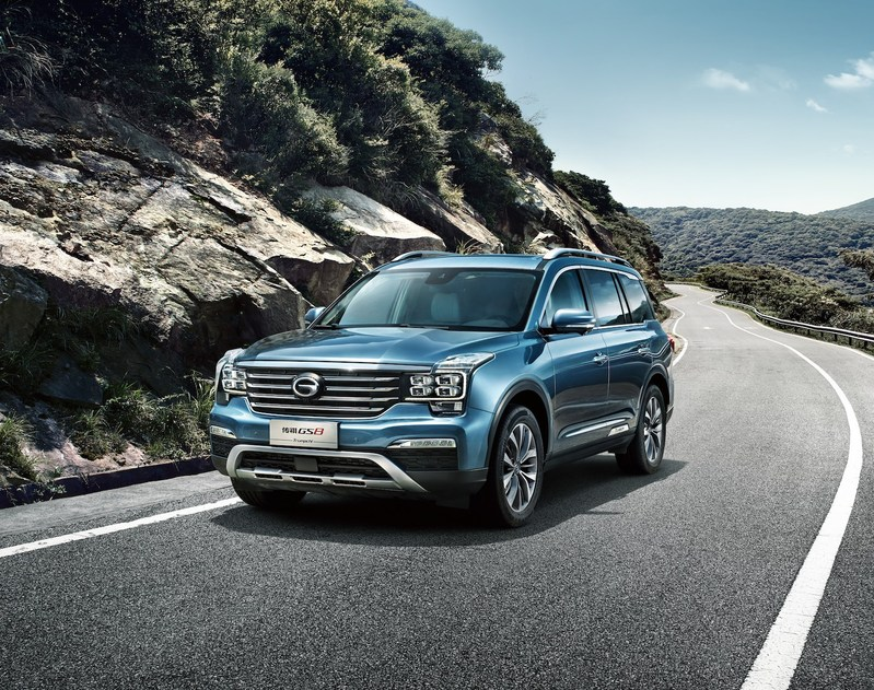 , Roaring Success at 2018 NAIAS Heralds New Chapter for GAC Motor, World News | forimmediaterelease.net
