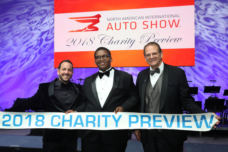 2018 Charity Preview Generates 5 1m For Detroit Children