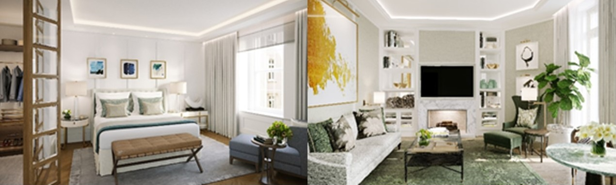 Corinthia Hotel London launches 11 new suites