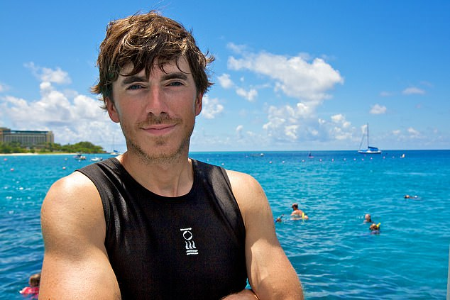 TV globetrotter Simon Reeve
