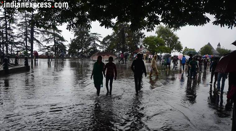 Rain in Himachal Pradesh: Eight travellers rescued from Lahaul-Spiti