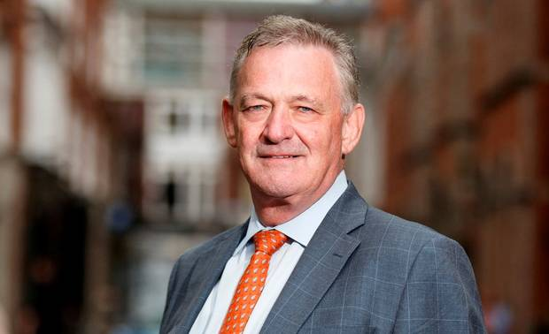 Peter Casey was speaking on Independent.ie's podcast, 'The Floating Voter' Photo: Mark Condren
