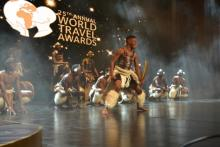 World Travel Awards Africa & Indian Ocean Gala Ceremony