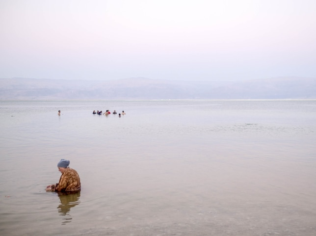 5. It didn't eventually me how warm the Dead Sea in Israel gets through the summer. When I visited in July, the water was as toasty as a spa. It had been not enjoyable. The next time, I'll can be found in the wintertime.