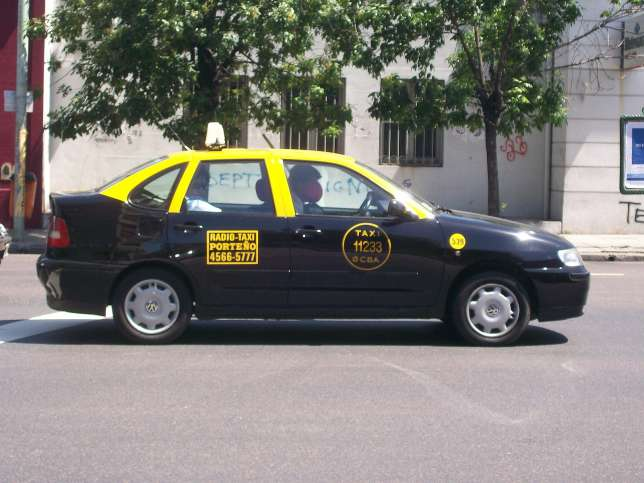 23. In lots of South American cities, you can find two forms of taxis: official and unofficial. When visiting Buenos Aires, I made the mistake of taking an unofficial taxi. The driver had a rigged meter and drove me in circles.