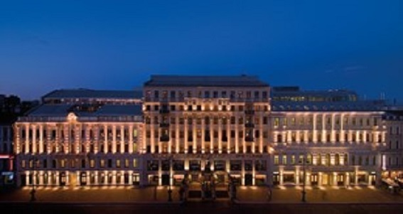 Spooky Halloween treats at two luxury Corinthia Hotels in St. Petersburg and Budapest