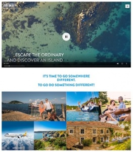 New tourism website from VisitGuernsey