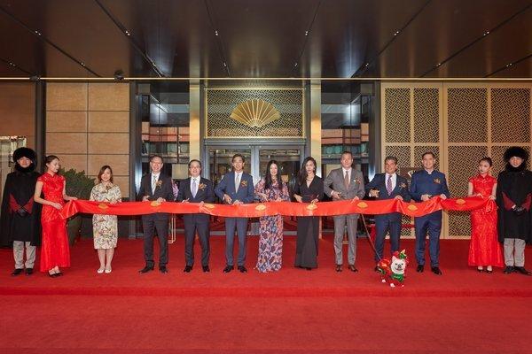 , Mandarin Oriental opens first hotel in Beijing, World News | forimmediaterelease.net