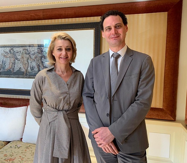 , Monaco Government Tourist Authority welcomes new President and Deputy Director, World News | forimmediaterelease.net