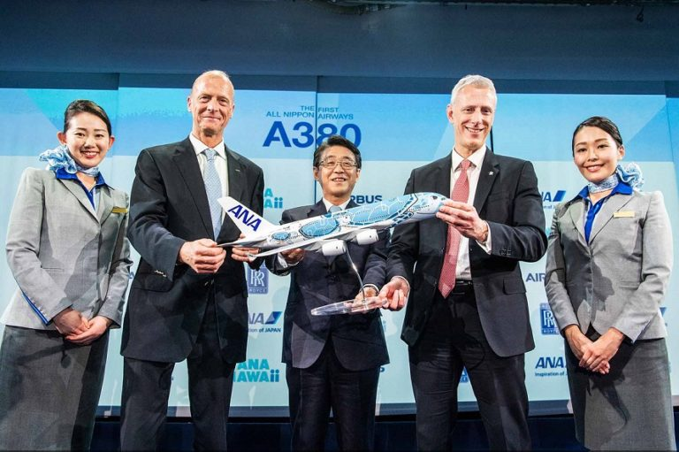 , All Nippon Airways takes delivery of its first Airbus A380 Superjumbo, For Immediate Release | Official News Wire for the Travel Industry, For Immediate Release | Official News Wire for the Travel Industry