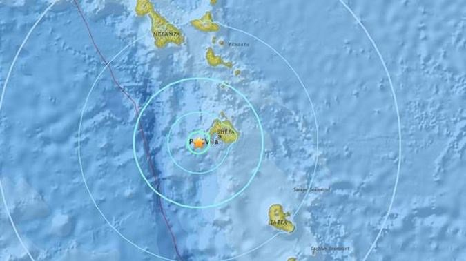 , Strong 6.3 earthquake strikes Vanuatu, no tsunami warning so far, World News   forimmediaterelease.net