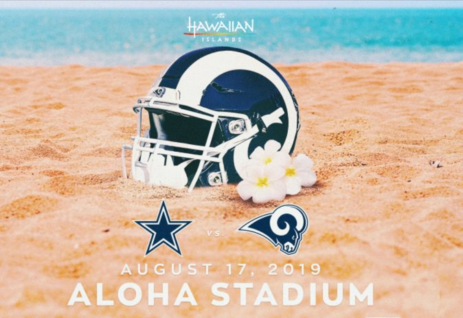 , Hawaii Tourism: Los Angeles Rams to play Dallas Cowboys at Aloha Stadium, World News | forimmediaterelease.net