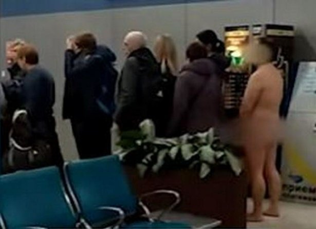 ", ""It's easier to fly nude"": Naked man attempts to board plane in Moscow airport, For Immediate Release 