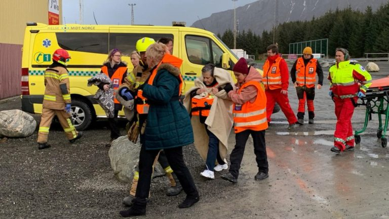 , Viking Sky cruise ship safely towed to Norwegian port, 643 passengers rescued, 20 hospitalized, World News | forimmediaterelease.net