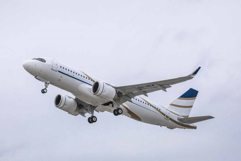 , Comlux takes delivery of its first Airbus ACJ320neo jet, World News | forimmediaterelease.net
