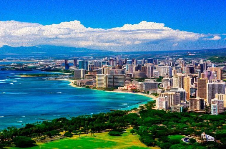 Hawaii Tourism: Hawaii hotels' occupancy, revenue down in