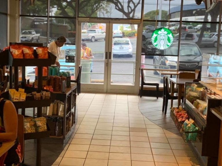 , Starbucks Hawaii: Rotten food from the garbage and warm left over coffee, For Immediate Release | Official News Wire for the Travel Industry, For Immediate Release | Official News Wire for the Travel Industry