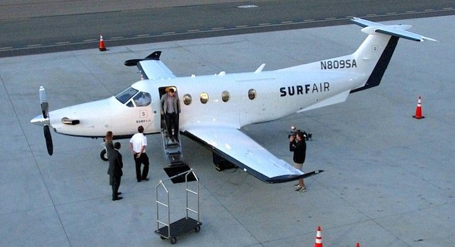, California-based Surf Air eyes profitability in 2019, For Immediate Release | Official News Wire for the Travel Industry, For Immediate Release | Official News Wire for the Travel Industry
