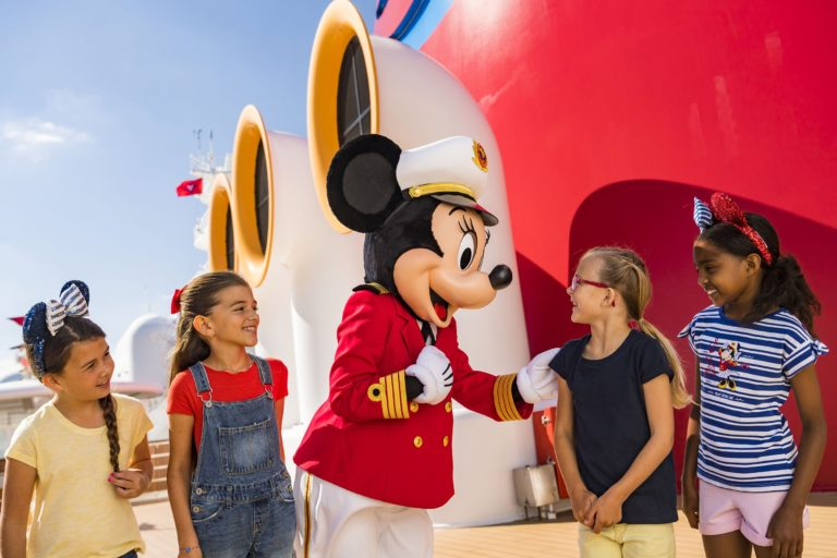 , Disney Cruise Line and Captain Minnie Mouse inspire future female ship captains, World News | forimmediaterelease.net
