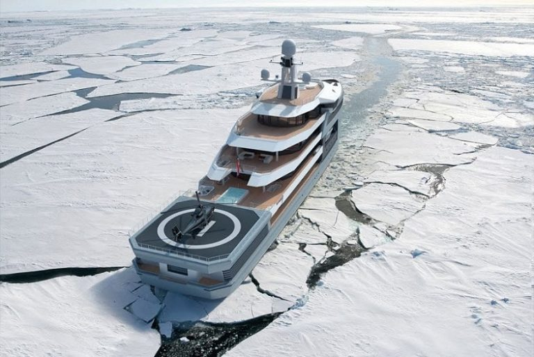, Russian billionaire buys world's first private icebreaker, For Immediate Release | Official News Wire for the Travel Industry, For Immediate Release | Official News Wire for the Travel Industry