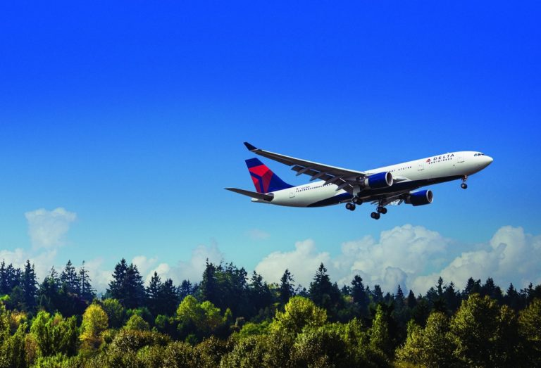 , Delta Air Lines offsets most carbon emissions for over 300K customers on Earth Day, For Immediate Release , For Immediate Release