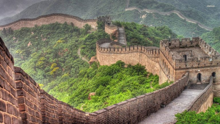 """, China announces Great Wall """"emergency repair"""" over next 5 years, For Immediate Release 