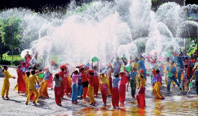 , Myanmar's Thingyan water festival kicks off Saturday morning, For Immediate Release | Official News Wire for the Travel Industry, For Immediate Release | Official News Wire for the Travel Industry