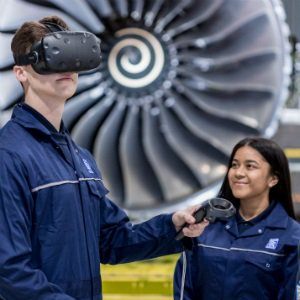 , Qatar Airways partners with Rolls-Royce to trial its Virtual Reality training tool, World News | forimmediaterelease.net