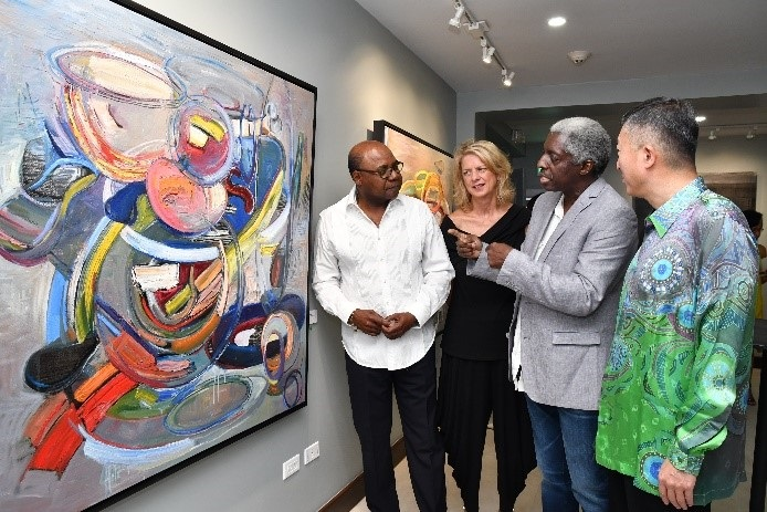 , Jamaica's Tourism Minister: Use art for community renewal, For Immediate Release | Official News Wire for the Travel Industry, For Immediate Release | Official News Wire for the Travel Industry