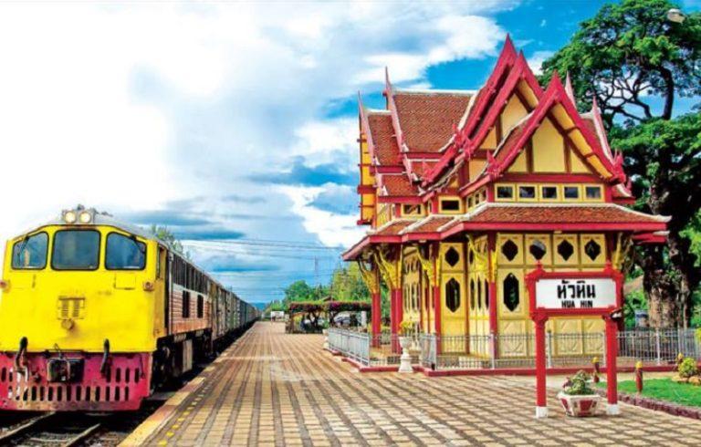 , Hua Hin historic sightseeing tram tour visits Centara Grand Beach Resort & Villas Hua Hin, World News | forimmediaterelease.net