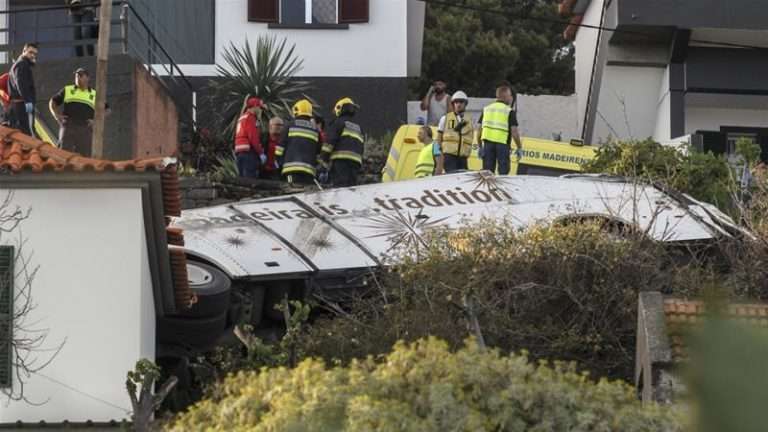 , 28 killed in Portugal bus crash, many German tourists, World News | forimmediaterelease.net