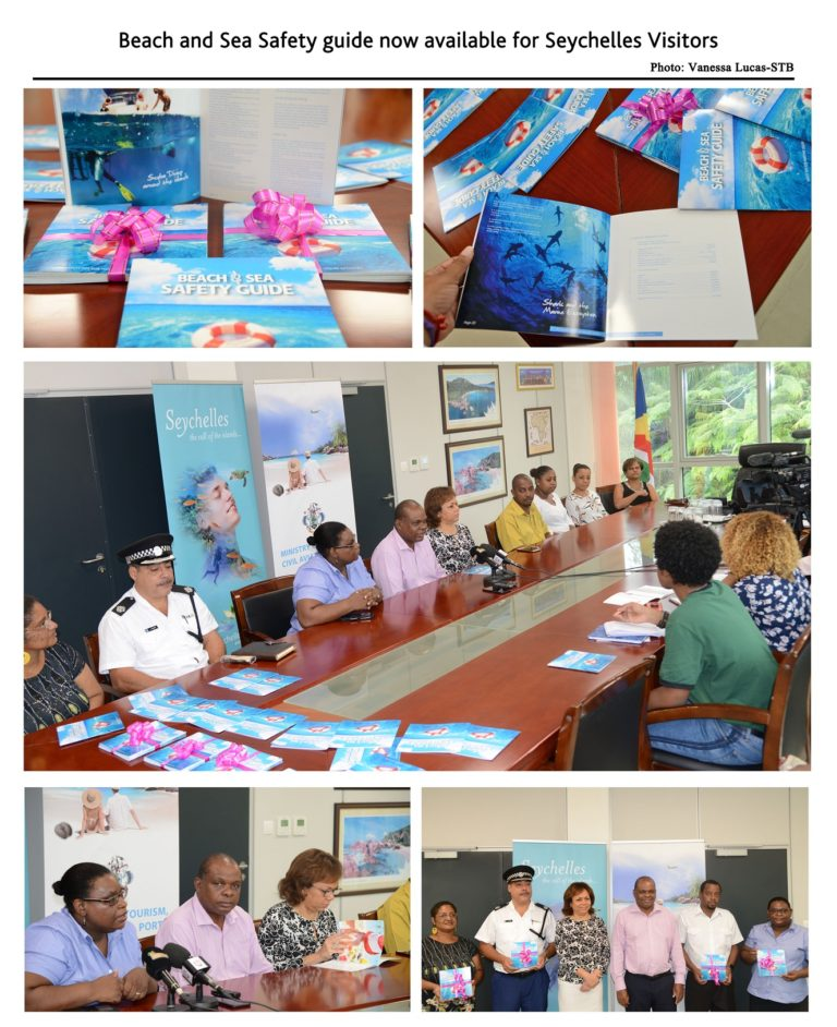, Beach and Sea Safety guide now available for Seychelles visitors, World News | forimmediaterelease.net