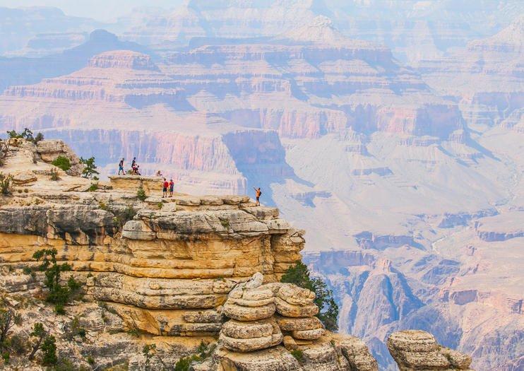 , Senior tourist dies at Grand Canyon after fall, World News | forimmediaterelease.net