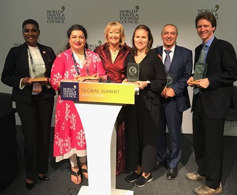 , Tourism for Tomorrow Awards: WTTC makes the 2019 announcement, For Immediate Release | Official News Wire for the Travel Industry, For Immediate Release | Official News Wire for the Travel Industry