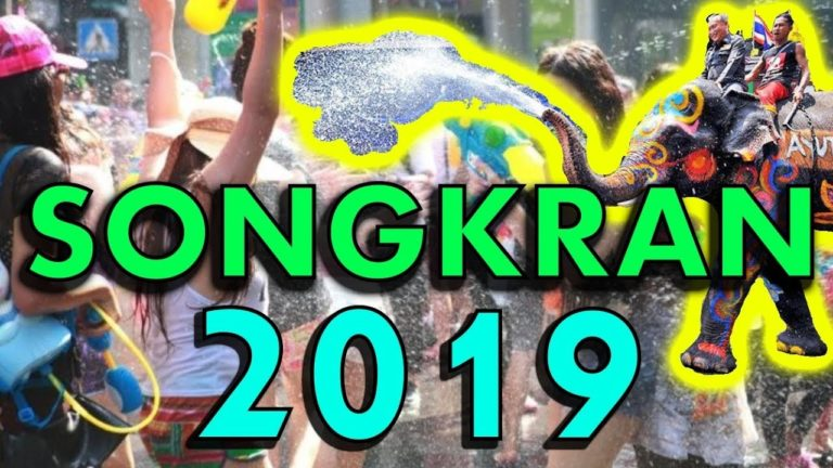 , The place to visit today is Thailand: Happy Songkran 2019, For Immediate Release | Official News Wire for the Travel Industry, For Immediate Release | Official News Wire for the Travel Industry
