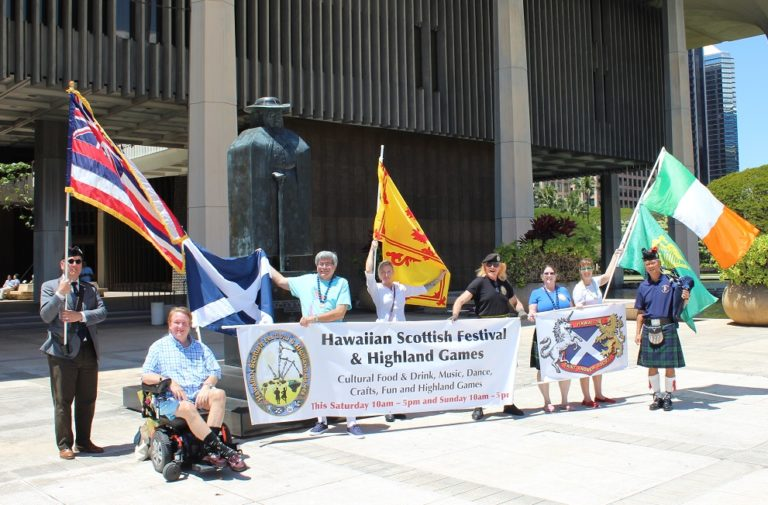 , Tartan pride celebrated nationwide and in Hawaii, too, World News | forimmediaterelease.net