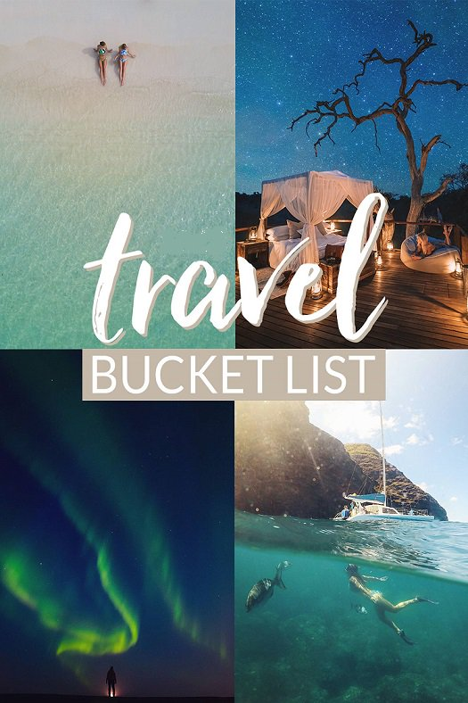 , 5 places to visit on your bucket list, World News | forimmediaterelease.net