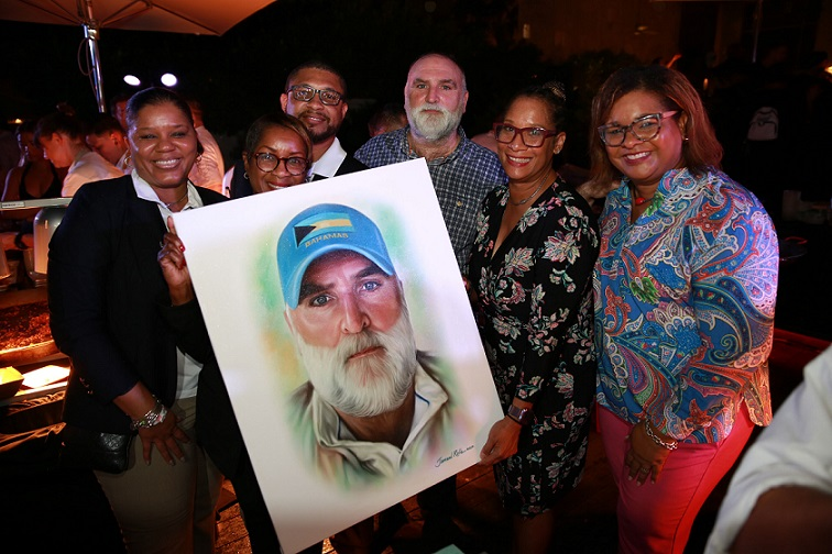 , The Islands Of The Bahamas Recognize Chef José Andrés for His Monumental Support to the Country in the Wake of Hurricane Dorian, For Immediate Release | Official News Wire for the Travel Industry, For Immediate Release | Official News Wire for the Travel Industry
