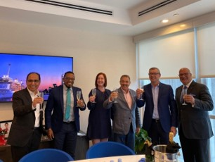 , Royal Caribbean signs agreement with Antigua for first Royal Beach Club, For Immediate Release | Official News Wire for the Travel Industry, For Immediate Release | Official News Wire for the Travel Industry